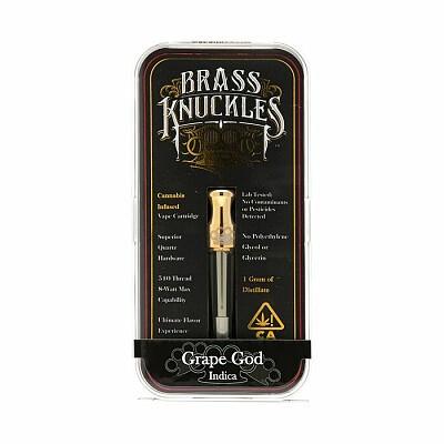 Brass Knuckles Grape God